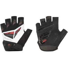 Roeckl Iron Handschuhe schwarz/weiß